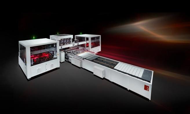 Der preisgekrönte Hochleistungs-Stringer von M10 Industries AG © M10 Industries AG