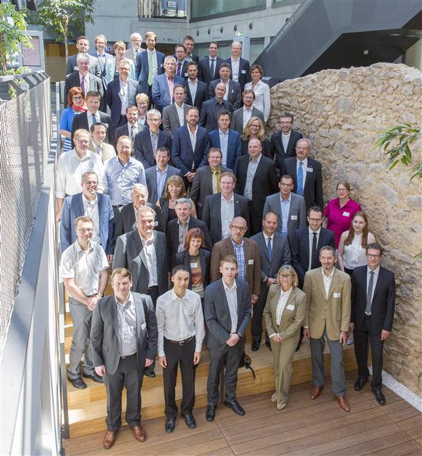 """Teilnehmer des DAW Stakeholder-Dialogs """"Nachhaltige Farbe"""
