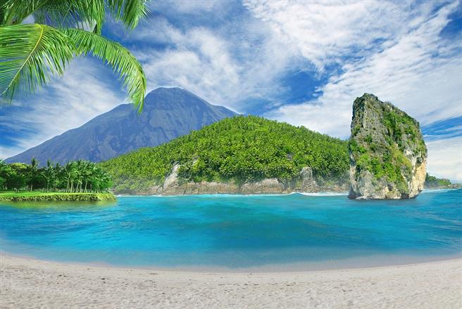 Fantasie-Insel. Foto: karlfrey, pixabay.com