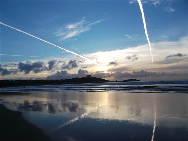 Flugreisen sollten erst ab einer entsprechenden Reisedauer als Transportmittel ausgewählt werden. © pixabay.com