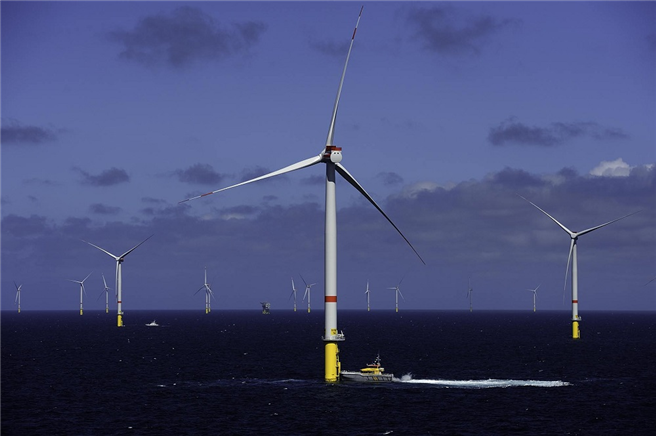 Zwischen 2016 und 2020 wird DONG Energy so viel Offshore-Windkraft installieren wie in den vergangenen 25 Jahren zusammen. © DONG Energy