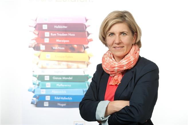 Kommunikationsexpertin und Blog-Autorin Petra Fix © Ritter Sport