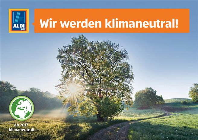 ©ALDI SÜD_Wir werden Klimaneutral.