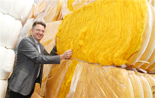 ALTEX-Geschäftsführer Karsten Stienemann freut sich über den prominenten Auftrag. Foto: Altex
