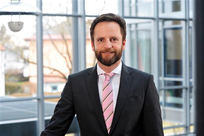 Matej Lednicky, Leiter Wind der KGAL Investment Management GmbH & Co. KG ©KGAL