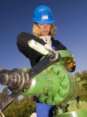 Arbeit im Geothermie-Sektor. Foto: AEE