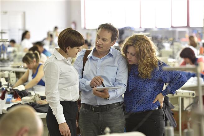 Dirk Baykal von CSW-boco SCM ist für die Überprüfung der Lieferkette verantwortlich. Foto: CWS-boco