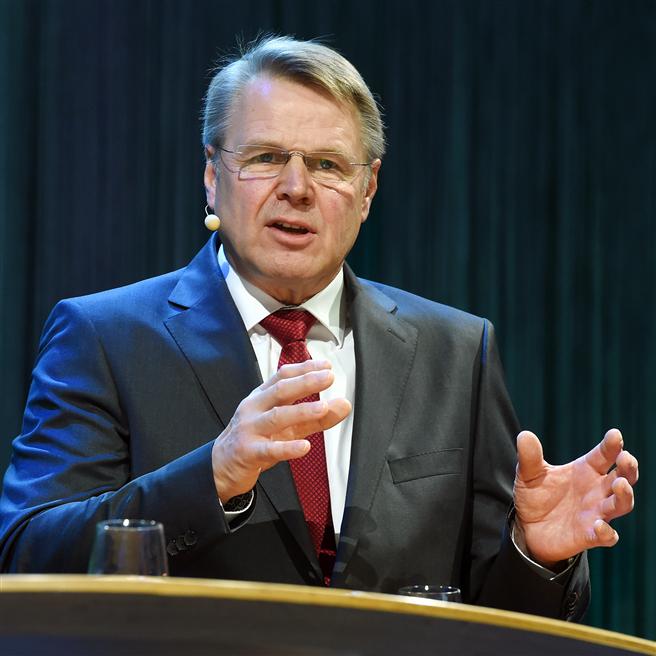 Sieht in einer Digitalisierung der Landwirtschaft großes Potenzial für Ressourcen- und Umweltschutz: DBU-Generalsekretär Dr. Heinrich Bottermann. © DBU/Peter Himsel