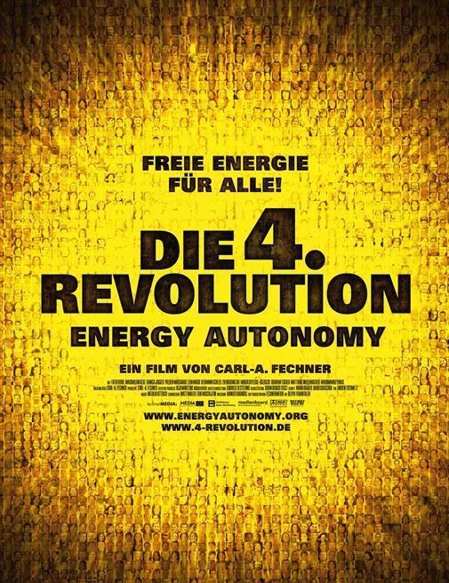 Eine mitreißende Vision: Eine Welt-Gemeinschaft, deren Energieversorgung zu 100 Prozent aus erneuerbaren Quellen gespeist ist. © Energy Autonomy – Der Film GmbH