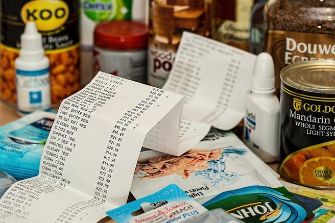 Das für den Kassenbon eingesetzte Papier wird in großen Mengen benötigt und landet schnell im Papiermüll, wenn es seinen Zweck erfüllt hat. © stevepb, pixabay.com