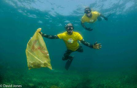 A Plastic Ocean © David Jones, NaturVision Filmfestival