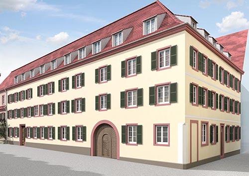 Projekt Energieeffizienzhaus Landau © LeihDeinerUmweltGeld.de