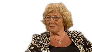 Carmen Thomas ist seit über 30 Jahren als Coach in Politik, Wirtschaft und Medien aktiv. © moderationsakademie