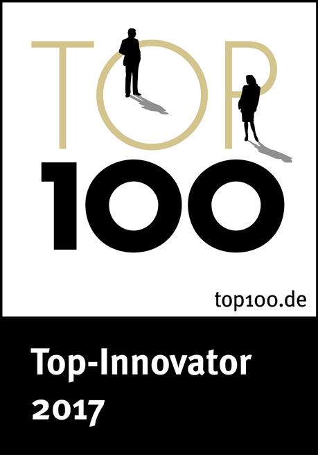 OmniCert Umweltgutachter GmbH – Siegel Top100 © OmniCert