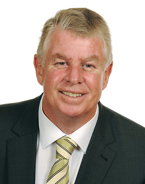 Michael Kissel: Oberbürgermeister der Stadt Worms © Klaus Thyes, Pressestelle der Stadt Worms