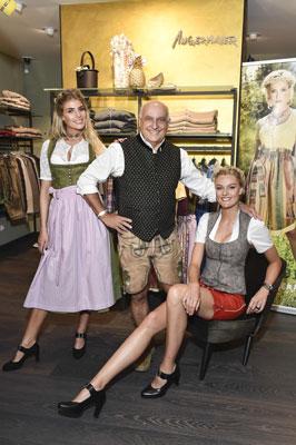'greenline by Angermaier' wird komplett in Europa produziert, hauptsächlich in Österreich. © Angermaier