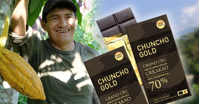 Faire Kakaopreise sind die Lebensgrundlage der Kleinbauern vor Ort. © perupuro.de