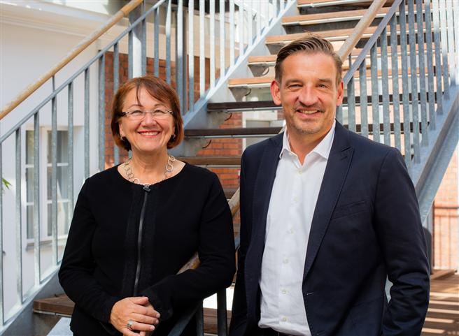 Elfriede Dambacher und Wolf Lüdge feiern im September das zehnjährige Jubiläum des Naturkosmetik Branchenkongress. © Naturkosmetik Verlag