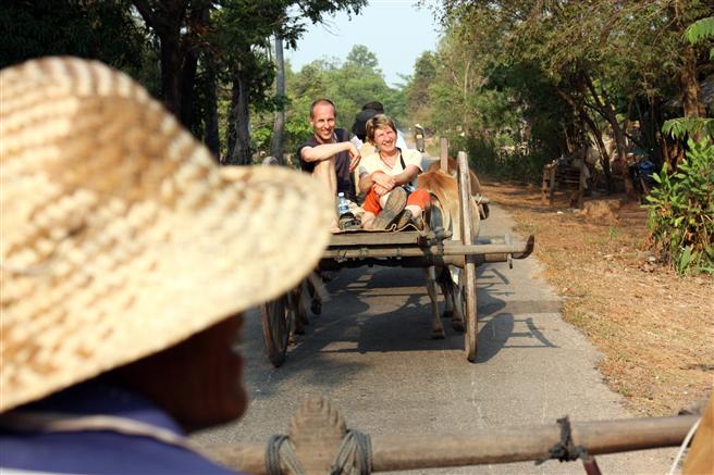 Sanfter Tourismus kann einen Beitrag zur Entwicklungszusammenarbeit leisten. © Reisen mit Sinnen