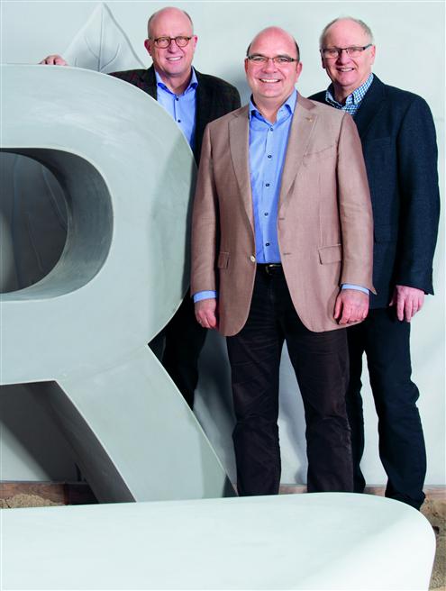 'Wir denken in Generationen, nicht in Quartalen', ist der Leitsatz der Geschäftsführung, die sich seit 2012 die Aufgabe gestellt hat, eine nachhaltige Unternehmensstrategie zu entwickeln. © Rinn Beton- und Naturstein GmbH & Co. KG