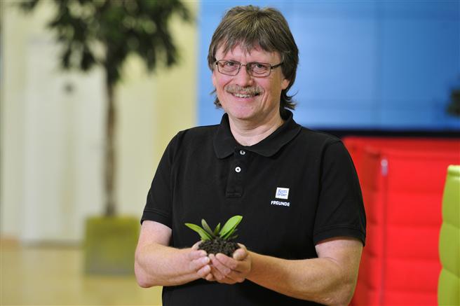 Georg Hoffmann, Nachhaltigkeitsmanager bei Ritter Sport. © Alfred Ritter GmbH & Co. KG