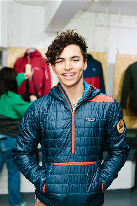 Im Patagonia Worn Wear Thrift Shop wird gebrauchter und reparierter Kleidung ein zweites Leben geschenkt. © Patagonia