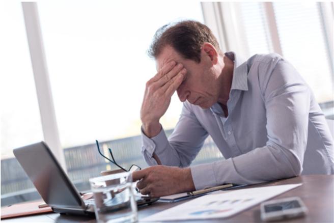 Die zunehmend von Technologie geprägte Arbeitswelt führt bei immer mehr Arbeitnehmern zu krankhafter Erschöpfung und Burnout. © Eckert Schulen/Fotolia