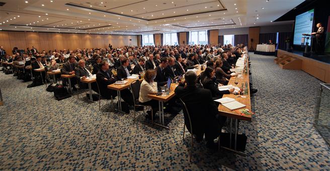 Bei der 12. European Bioplastics Konferenz am 28. und 29.11. werden wieder neue Entwicklungen im Bereich der Biokunststoffe vorgestellt. © European Bioplastics