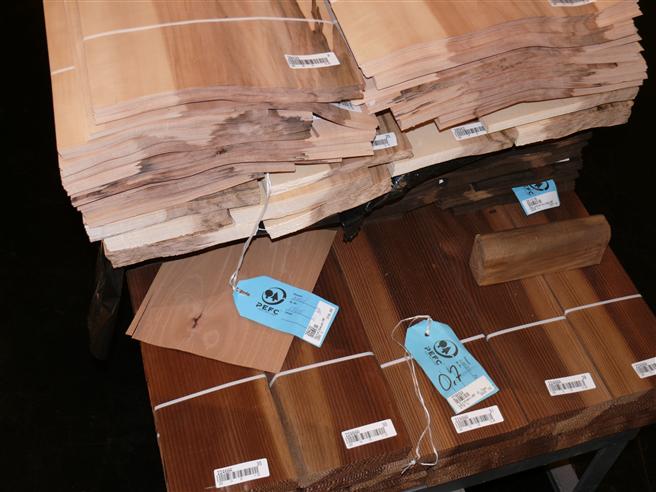 Holz und Holzprodukte mit dem PEFC-Siegel stammen nachweislich aus ökologisch, ökonomisch und sozial nachhaltiger Forstwirtschaft. © PEFC Deutschland