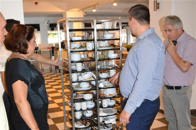 Tellerrückläufe in den Hotelküchen werden untersucht, Foto: Futouris