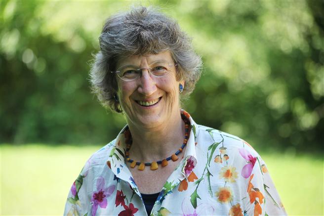 Marion Loewenfeld hat 30 Jahre Erfahrung in Umweltbildung. © Marc Haug