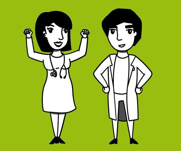 Das Klimaretter-Tool unter www.klimaretter-lebensretter.de ist online: Es animiert die Beschäftigten des Gesundheitswesens zum sorgsamen Umgang mit Energie und Ressourcen. © Scholz & Volkmer