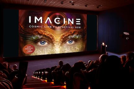 Unter dem Motto 'IMAGINE - eine Welt von Morgen' zeigt das Cosmic Cine Festival 21 Filme für alt und jung © Cosmic Cine