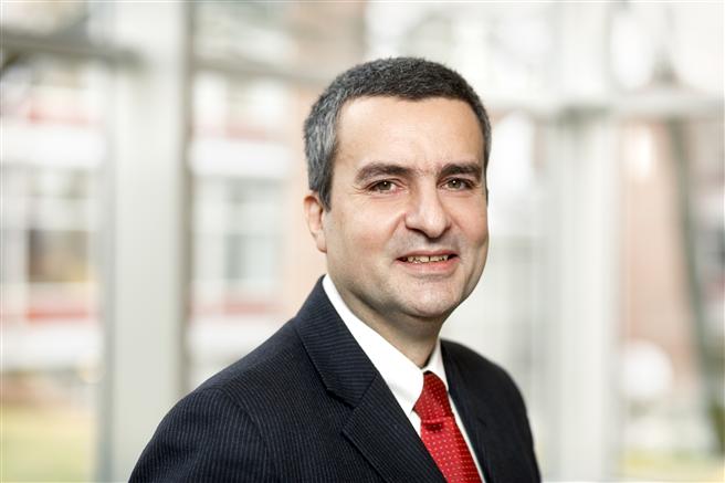 Luca Crisciotti, CEO von DNV GL - Business Assurance © DNV GL