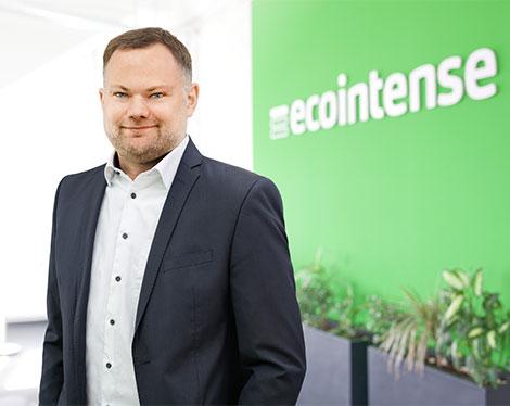 Markus Becker, Geschäftsführer EcoIntense © EcoIntense