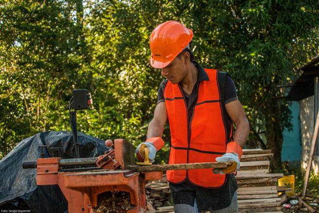 Mit nachhaltig wirtschaftenden Betrieben die lokale Wirtschaft stärken © Sergio Izquierdo