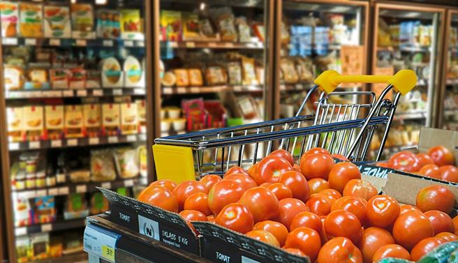 In Deutschland ist die Nachfrage nach preisgünstigen Lebensmitteln weiterhin hoch © Alexas_Fotos, pixabay