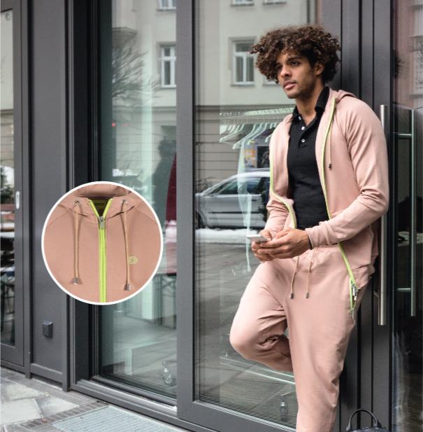 Urban Streetwear mit reinem Gewissen. Funktionalität trifft Design. © FIRSTWear GmbH