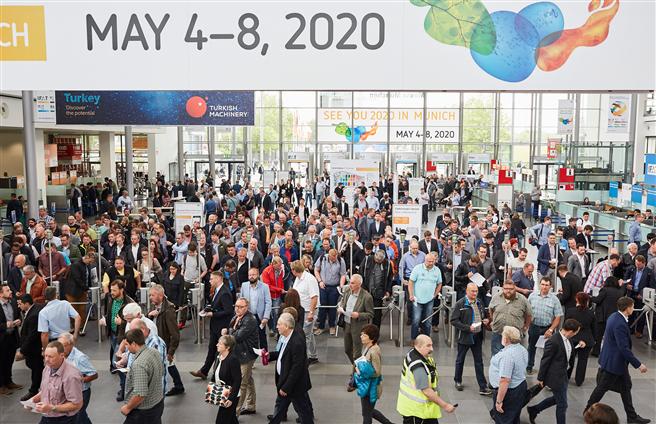 Rekord-IFAT – 141.000 Besucher und 3.305 Ausstellern waren zu Gast in München. © Messe München