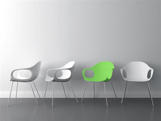 Bioplastics chairs © Neste