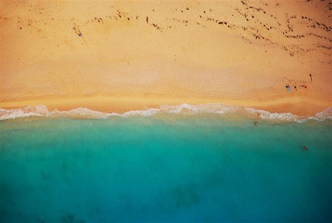 Wussten Sie, dass Sand nach Wasser die am zweithäufigste verbrauchte Ressource überhaupt ist? © pixabay, Foundry Co.