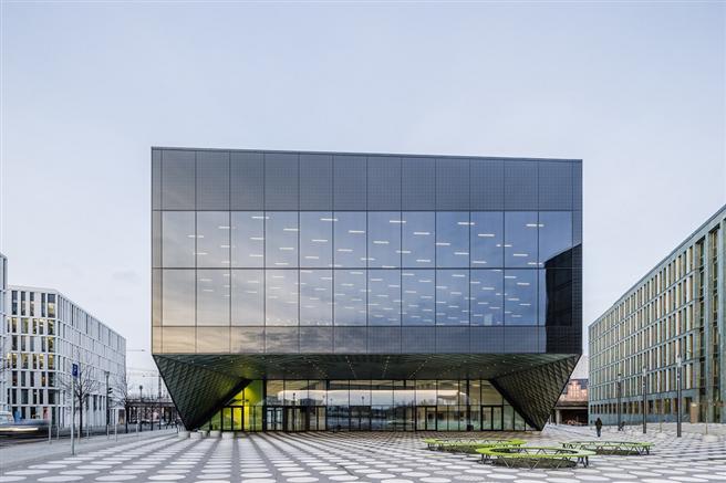 Das Futurium in Berlin - derzeit eines der nachhaltigsten Bundesgebäude © Dacian Groza