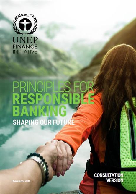 Die globale Bankbranche stellt sich der Herausforderung der Nachhaltigkeit. © UNEP Finance Initiative