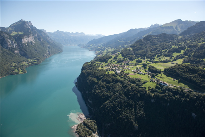 Getagt wurde im schönen Kanton Glarus. © Samuel Truempy Photography