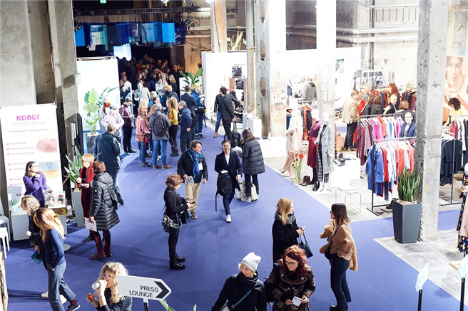 Auf der Neonyt Trade Fair, die die beiden Erfolgsformate Greenshowroom und Ethical Fashion Show Berlin ablöst, zeigen internationale und nationale Sustainable Fashion Brands ihre Herbst-/Winter 19/20-Kollektionen. © Messe Frankfurt GmbH