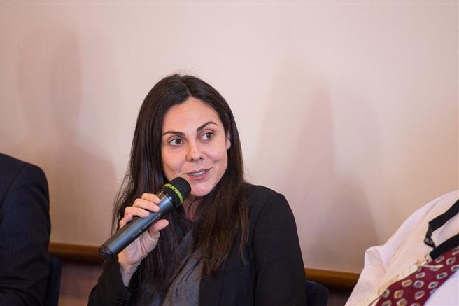 Giulia C. Braga, Programm-Managerin von Connect4Climate © Alcantara