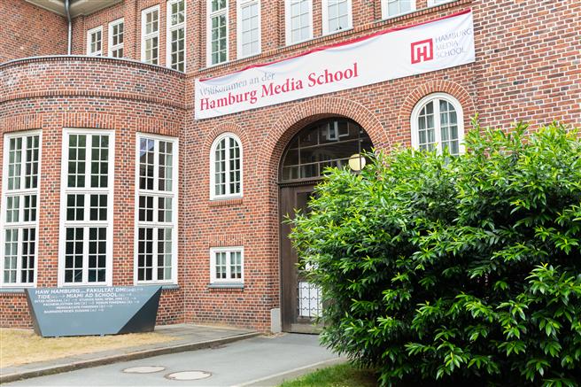 An der Hamburg Media School gibt es ab Oktober einen neuen Studiengang: den Master Werteorientierter Werbefilm (WoW). © Hamburg Media School