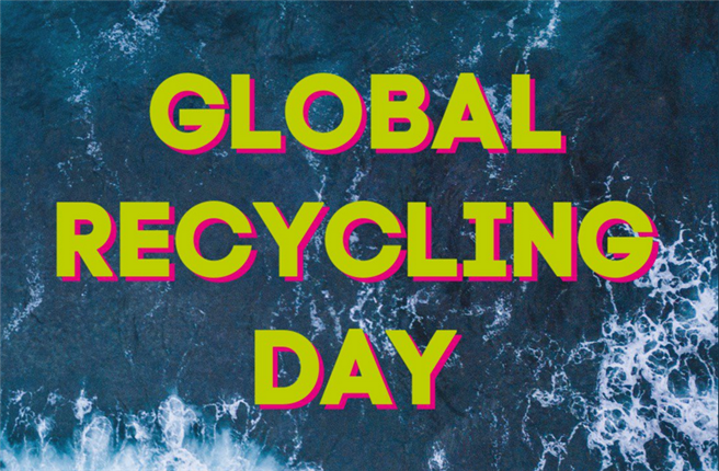 © Global Recycling Day 2019