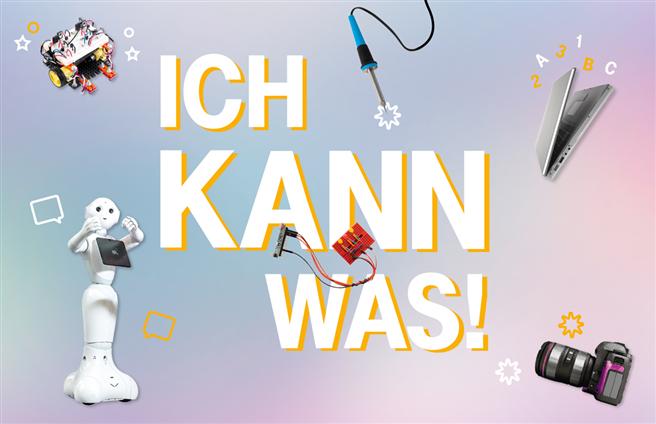 Vom 18. März bis zum 6. Mai können sich Einrichtungen der offenen Kinder- und Jugendarbeit für eine Förderung durch die Ich kann was!-Initiative bewerben. © Deutsche Telekom AG
