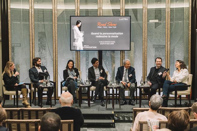 Die Diskussionsteilnehmer waren sich einig: Personalisierung ist kein vorübergehender Trend, sondern eine grundlegende Bewegung. © Lectra
